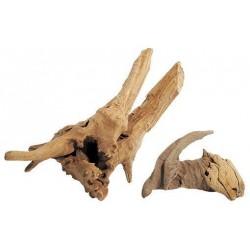 """Drewno dekoracyjne afrykański """"Opuwa"""", śrutowane"""