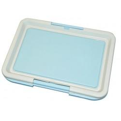 Toaleta dla szczeniąt, 47x34 cm, niebieska