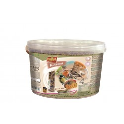 Food for wild birds small seeds 4 seasons 3 L