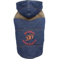 Kurtka jeansowa Original z kapturem,SD-S 23-25cm/36-38cm