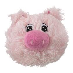 Piłka świnka, , plusz, o 10 cm