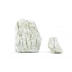 Biała skała Lou Han, M 20-30cm