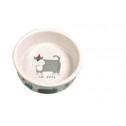 4 Ceramic bowls, 0.2 l/o 11 cm