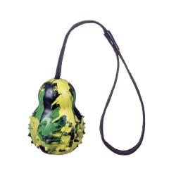 Barry King maczuga na sznurku zielona S, 8.5x6 cm