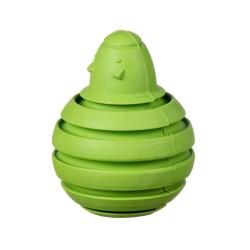 Barry King myszka - bombka na przysmaki, zielona L 10 cm
