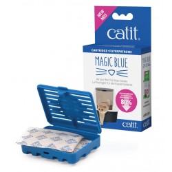 Pochłaniacz zapachów do kuwety Catit Magic Blue