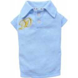 Koszulka polo DD, jasnoniebieska,SD-XL 33-35cm/51-53cm
