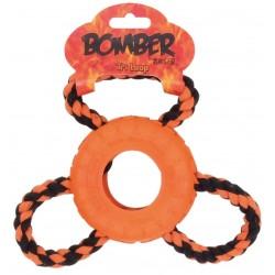 Zabawka Bomber Tri Loop, 9 x 18cm