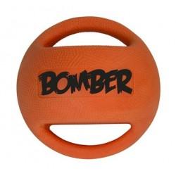Zabawka Durafoam Bomber Micro, 8cm, pomarańczowa