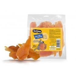 Pausesnack przysmak dla psa, filety z kurczaka 500g