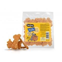 Pausesnack przysmak dla psa, kostki mięsne - kurczak z ryżem 500g