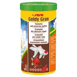 Goldy Gran Nature 1000 ml, granulat - pokarm dla złotych rybek