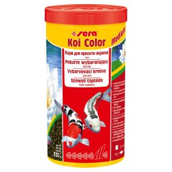 Koi Color Medium 1.000 ml, granulat - pokarm postawowy dla Koi