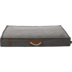 Poduszka BE NORDIC Fhr, 80 55 cm, ciemnoszara