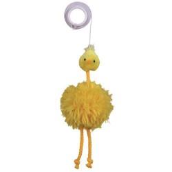 Kurczak na elastycznej taśmie, 20 cm
