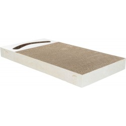 Drapak kartonowy XXL, piaskowy, 70 6 38 cm