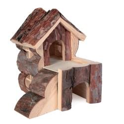 Domek dla chomika Bjork, drewniany, 151516 cm