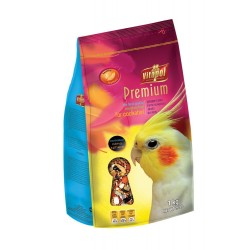 PREMIUM complete food for budgie 1000g