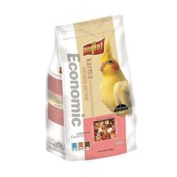 ECONOMIC food for cockatiel 1200g