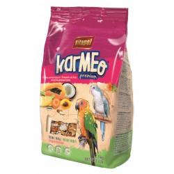Karmeo Premium karma pełnoporcjowa dla średnich papug 2,5 kg