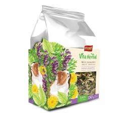 Vita Herbal dla kawii domowej, mix ziołowy, 150g