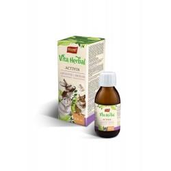 Vita Herbal dla gryzoni i królika, activin 100ml
