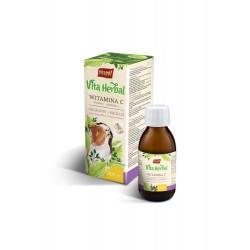 Vita Herbal dla gryzoni i królika, witamina C 100ml