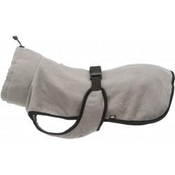 Grenoble, płaszcz, dla psa, szary, XL: 70 cm