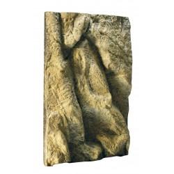 Tło do terrarium, kamienie, 45 x 60cm