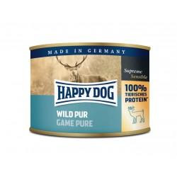 PUSZKA dla psa - DZICZYZNA Wild Pur, 200g