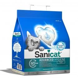 Advanced Hygiene, żwirek, dla kotów, 5l, bezzapachowy