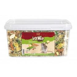 Karmeo Premium karma pełnoporcjowa dla szczura, wiaderko, 1,9 kg