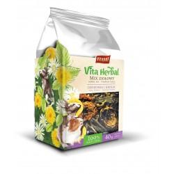 Vita Herbal dla gryzoni i królika, mix ziołowy, 40g, 4szt/disp