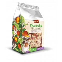 Vita Herbal dla gryzoni i królika, mix jabłkowy, 100g, 4szt/disp