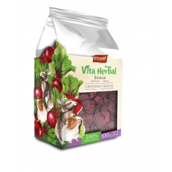 Vita Herbal dla gryzoni i królika, burak, 100g, 4szt/disp