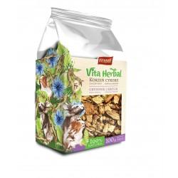 Vita Herbal dla gryzoni i królika, korzeń cykorii, 100g