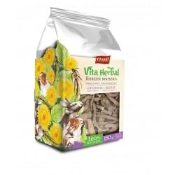 Vita Herbal dla gryzoni i królika, korzeń mniszka, 150 g