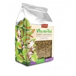 Vita Herbal dla gryzoni, larwy mącznika, 80 g