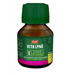 Vitaline Vitamin E for exotic birds 50ml